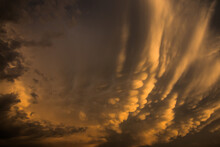 Nimbus Cloud Background