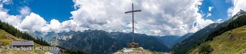 Fotografiet Panoramica - Val Lavizzara