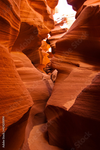 Tela Antelope Canyon Arizona USA