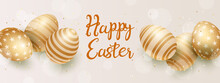 Illustration Easter Day Banners Template Illustration