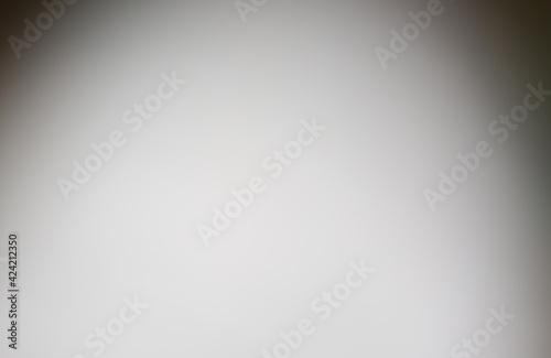 Obraz White background with vignette shadows. - fototapety do salonu