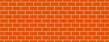 Subway Tile Background. Brick Seamless Patter For Kitchen Backsplash, Bathroom Wall, Shower. Ceramic Vector Texture