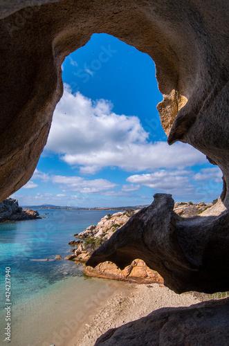 Photographie La grotta di Caprera, scorci marini