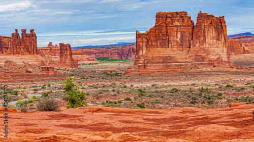 Photo Utah-Arches National Park