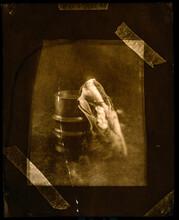 Vanitas Skull In Salted Print