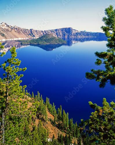 Foto Crater Lake, Oregon