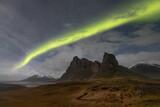 Fototapeta Rainbow - Islandia