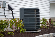 Outdoor Unit Of The Air Conditioner Cooling Appliance