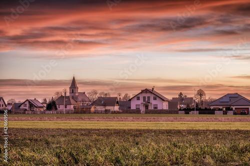 Boguszyce widok miejscowości