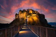 Civita Di Bagnoregio, Patrimonio Unesco