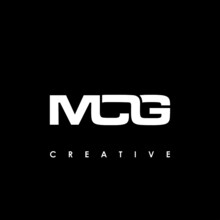 MCG Letter Initial Logo Design Template Vector Illustration