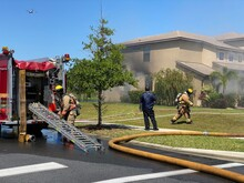 Fire In Home In Orlando Florida Lake Nona