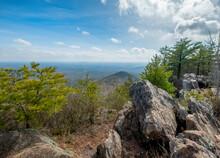 The Pinnacle Trail, Crowder's Mountain, North Carolina