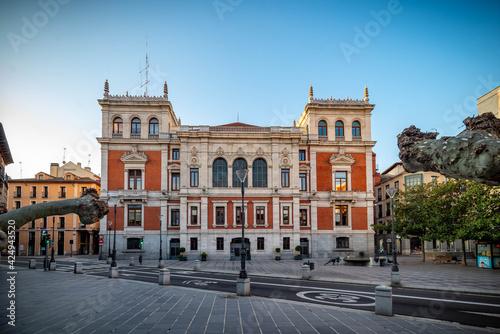 Slika na platnu Valladolid historic and monumental city of old Europe