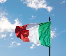 Real Italian Flag