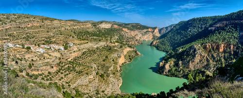 Embalse de El Molinar Villa de Ves Albacete