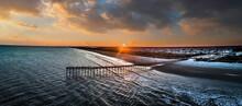Sunset Beach Sunset North Carolina