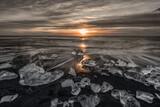 Fototapeta Łazienka - Islandia - Iceland