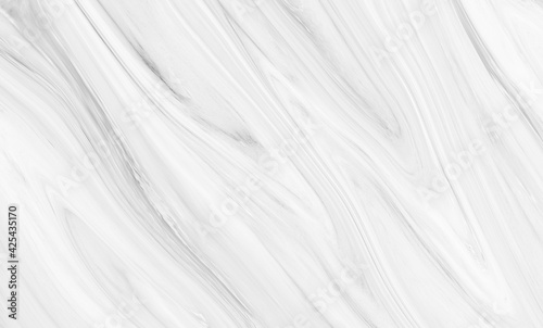 Fototapeta Marble wall white silver pattern gray ink graphic background abstract light elegant black for do floor plan ceramic counter texture stone tile grey background natural for interior decoration. obraz