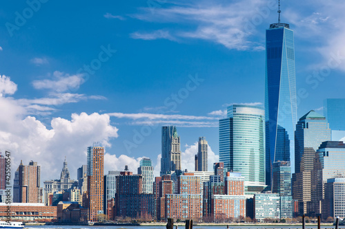 Fotografia, Obraz New York City Manhattan skyline