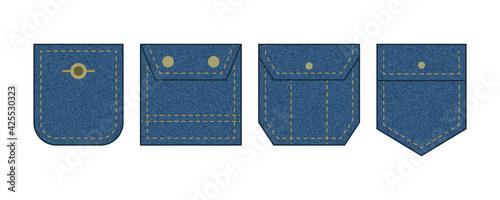 Foto Patch pocket sets