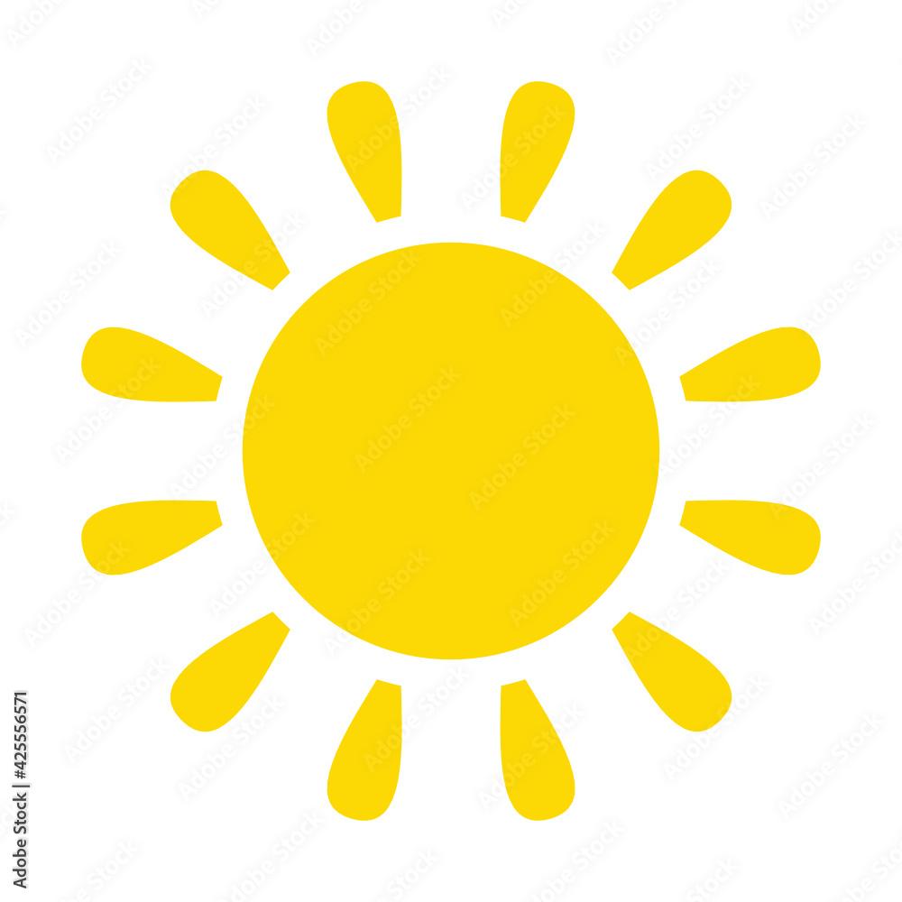 Fototapeta słońce
