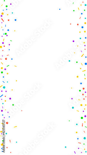 Canvas Festive divine confetti. Celebration stars. Festiv