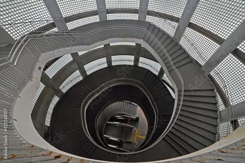 Fotografering 螺旋階段