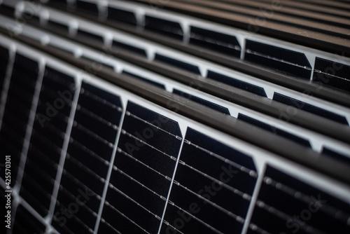 OZE Solar panels
