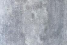 Rough Finish On Gray Plain Wall