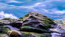 A Stone Under The Niagara Falls