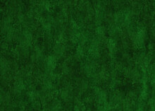Bright Olive Green Background With Black Shadow On Border And Vintage Grunge Background Texture, Christmas Or St Patrick's Day Paper