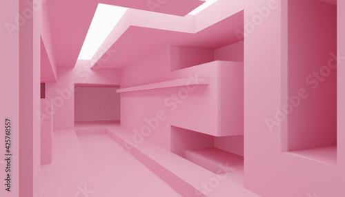 Fototapeta Abstract Architecture obraz