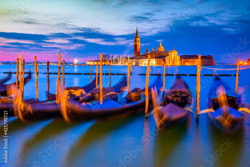Photo Venice, Italy - San Marco Square