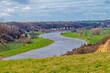 canvas print picture - Elbe
