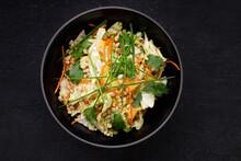 Mango And Cabbage Tasty Fresh Vegetable Salad