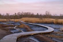 Nature Reserve Soos, Western Bohemia, Czech Republic