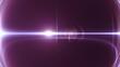 distortion horizontal moving lights optical lens flares shiny bokeh animation