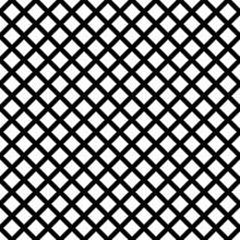 Waffle Seamless Pattern. Vector.