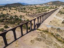 Aqueduct Of Padre Tembleque, UNESCO World Heritage Site, Mexico State, Mexico