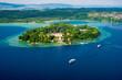 canvas print picture - Insel Mainau Bodensee