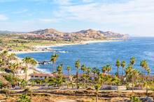 Santa Maria Beach, Cabo San Lucas, Mexico.