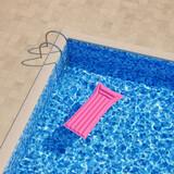 Fototapeta Przestrzenne - Swimming pool with azure water
