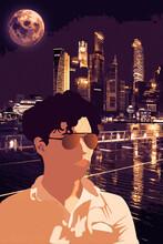 Un Chico En La Gran Ciudad
