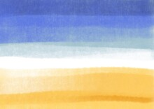 青空の背景イラスト 背景イメージ