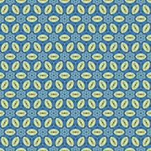 Van Gogh Notte Stellata Pattern Geometrico 30
