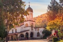 St. George Church In Gotse Delchev, Bulgaria