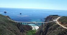 Bixby Bridge Fly-Over