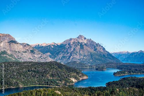 Montañas- Bariloche -Patagonia Argentina