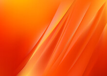 Red And Orange Diagonal Shiny Lines Background Illustration